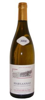 Marsannay Blanc Domaine Clavelier et Fils