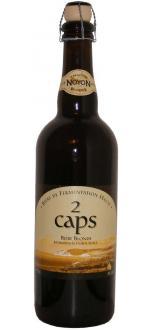 Bière des 2 Caps 75cl, Brasserie Noyon