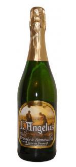 Bière Angelus 75cl, Brasserie Lepers