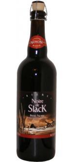 Bière Noire de Slack 75cl, Brasserie Noyon