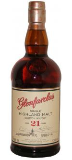 Glenfarclas 21 ans Single Malt