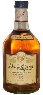 Dalwhinnie 15 ans Single Malt
