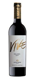 Alta Vista Vive Malbec