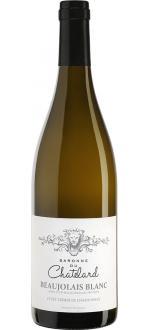 """Beaujolais blanc """"Cuvée Trésor de Chardonnay"""" Baronne du Chatelard"""