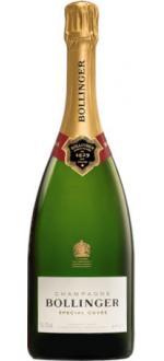 Magnum Champagne Bollinger Cuvée Spéciale