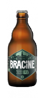 Bière Bracine Blonde 33cl, Brasserie du Pays Flamand