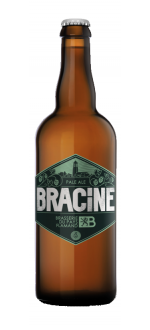Bière Bracine Blonde 75cl, Brasserie du Pays Flamand