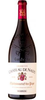 Châteauneuf de Nalys, Châteauneuf du Pape rouge