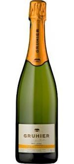 Crémant de Bourgogne Gruhier Extra Brut Millésimé
