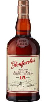 Glenfarclas 15 ans Single Malt