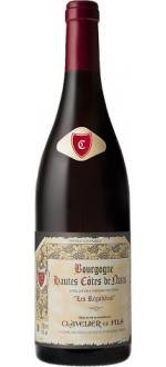 """Clavelier & Fils """"Les Régalieres"""" Bourgogne Hautes-Côtes de Nuits"""