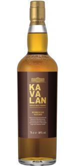Kavalan Bourbon Oak Matured