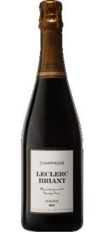 Leclerc Briant Brut Réserve Champagne N.V.