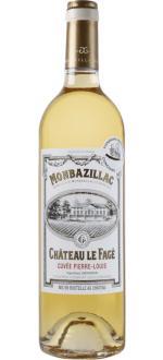 Château Le Fagé Cuvée Pierre Louis Monbazillac