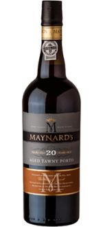 Maynard's 20 ans