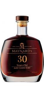 Maynard's 30 ans