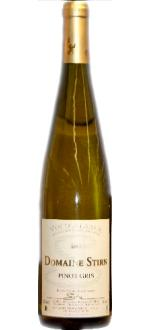 Pinot Gris, Domaine Stirn