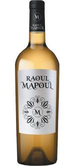Raoul Mapoul blanc