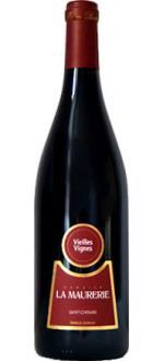 """Saint Chinian """"Vieilles Vignes"""" Domaine la Maurerie"""