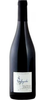 """Saint Nicolas de Bourgueil """"Cuvée l'élégante"""" Vignoble de la Jarnoterie"""