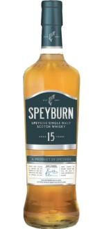 Speyburn 15 ans