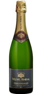 Crémant de Bourgogne Veuve Ambal Millésimé